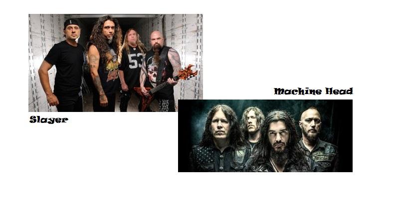 Controversias Bandas de Heavy Metal - Slayer vs Machine Head