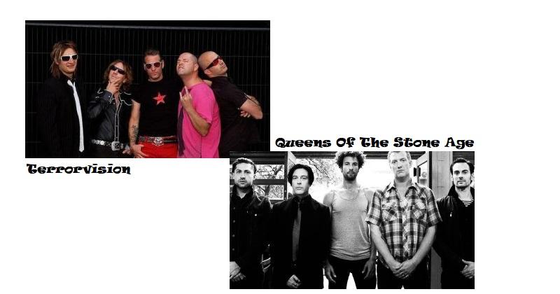 Controversias del Metal - Terrorvision vs Queens Of The Stone Age