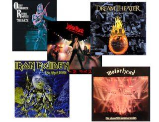 Las 5 mejores obras de heavy metal de todos los tiempos
