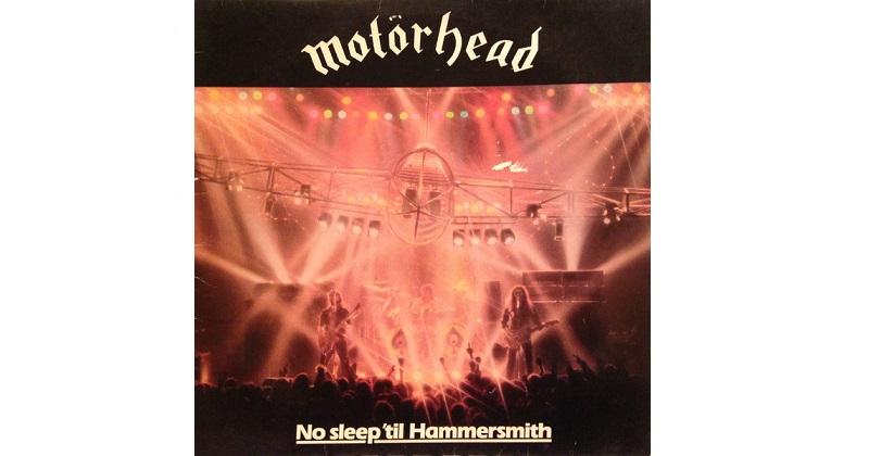 Motörhead - No sleep 'till Hammersmith