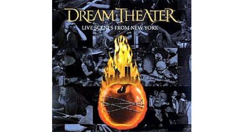 Dreamtheater - Live Scenes From New York