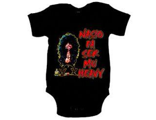 Ropa rock para bebé