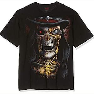 Camisetas de Heavy Metal y Rockeras