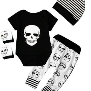 Ropa de Bebé rockeros