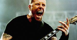 Test Heavy Metal - ¿Qué canción de Metallica identifica más a James Hetfield?