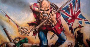 Test Heavy Metal - ¿Cuál cantante no ha formado parte de Iron Maiden?