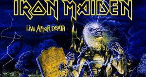 Test Heavy Metal - ¿Cómo muere el protagonista de una famosa canción de Iron Maiden?