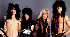 Test Heavy Metal - ¿Cuáles miembros fundadores de Mötley Crüe se conocieron en el instituto (Escuela Secundaria - High School)?